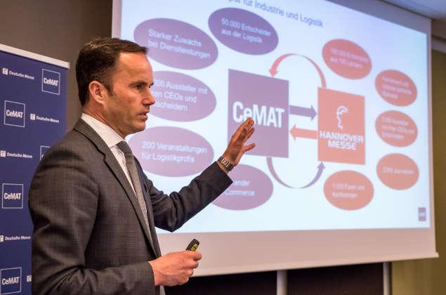 Konzept von Cemat und Hannover Messe 2018