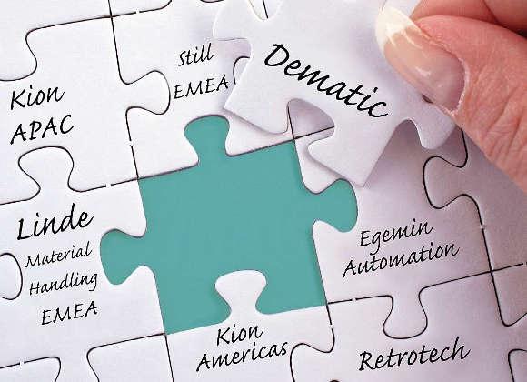 Kion übernimmt Dematic – Die Strategie