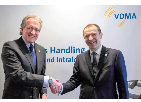 Neuer Vorsitzender beim VDMA Fördertechnik und Intralogistik