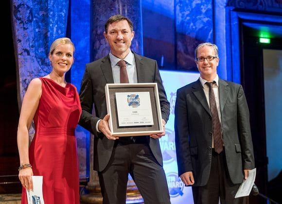 Linde Material Handling gewinnt ETM Award