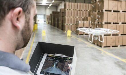 Drohne im Logistikzentrum ist bereits Realität