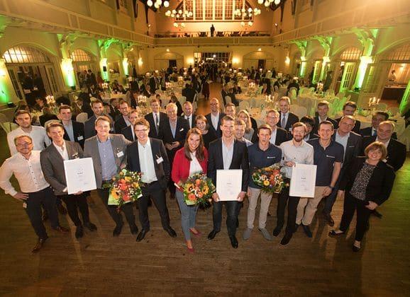 Das sind die Sieger des 1. Digital Logistics Award