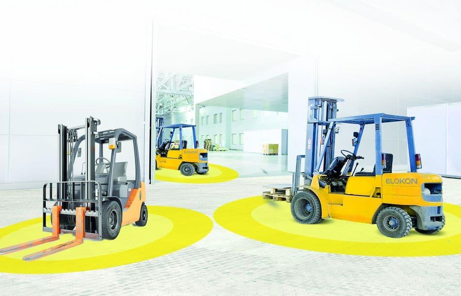So erhöhen Assistenzsysteme die Sicherheit bei Flurförderzeugen