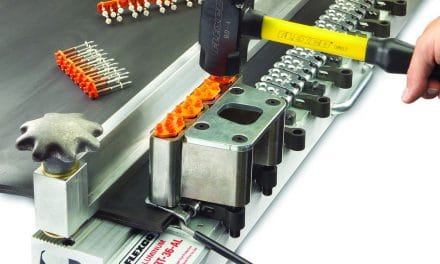 Mechanische Verbinder verkürzen Stillstandzeiten an Bandförderanlagen