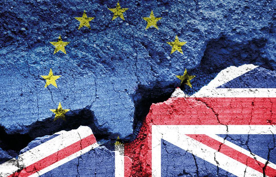 Bremsspuren im Handel mit Großbritannien