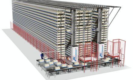 Klinkhammer: Neues Tiefkühllager steigert Effizienz bei minimalem Kälteverlust