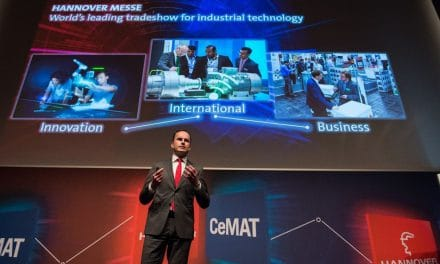 2018 HANNOVER MESSE and CeMAT preview: Industry 4.0 meets logistics 4.0