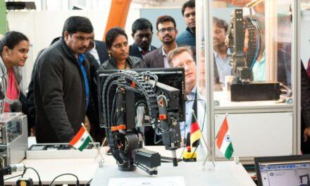 Igus-Technologie für indische Hochschulen