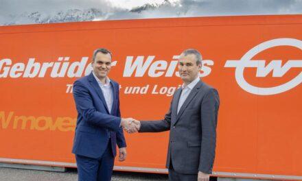 Management-Wechsel bei Gebrüder Weiss in Tirol