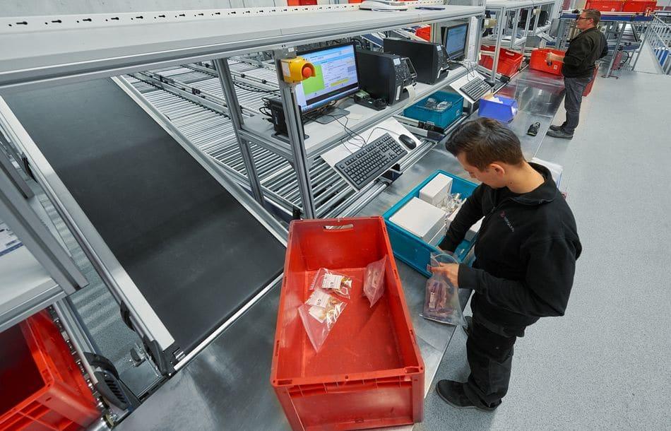 Riegler erweitert Logistikzentrum mit Klinkhammer