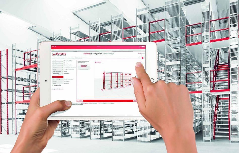 Neuer 3D-Configurator sichert Logistikerfolg