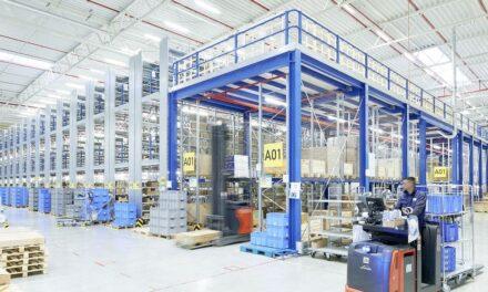 Logistikzentrum nachhaltig ausgezeichnet