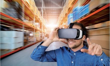 Potenziale von Virtual Reality in der Intralogistik