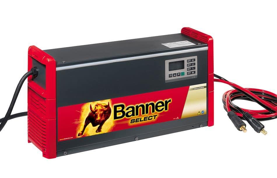 Intelligente Batterieladetechnik