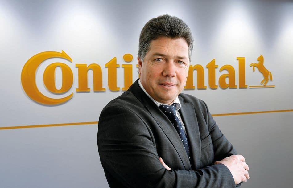 Personalwechsel bei Continental CST