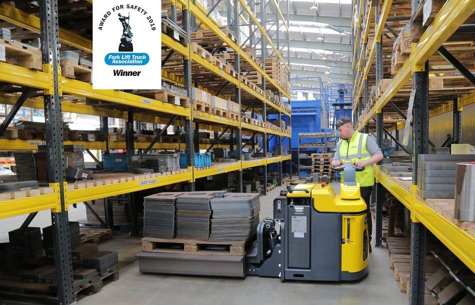 Combi-PPT gewinnt FLTA Safety Award
