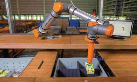 Vanderlande kooperiert mit Fizyr bei KI-Technologie