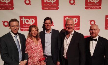 Vanderlande als Top Employer 2019 ausgezeichnet