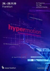Hypermotion  Frankfurt @ Messe Frankfurt