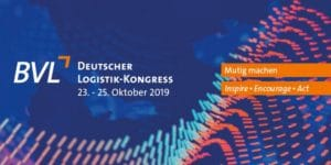 "Deutscher Logistik-Kongress 2019 − ""Mutig machen"" @ InterContinental und Pullman Berlin"