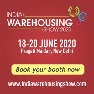India Warehousing Show 2020 @ Pragati Maidan, New Delhi