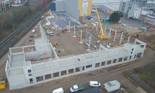 Unitechnik realisiert Logistikzentrum für Hela