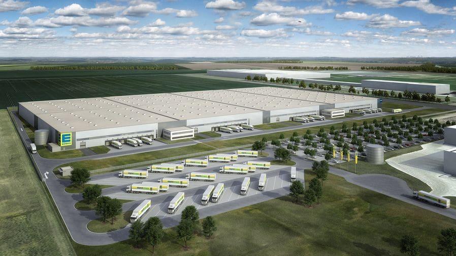 Edeka mietet neues Garbe-Logistikzentrum