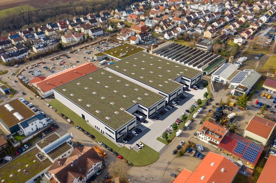 Panattoni realisiert City Dock in Baden-Württemberg
