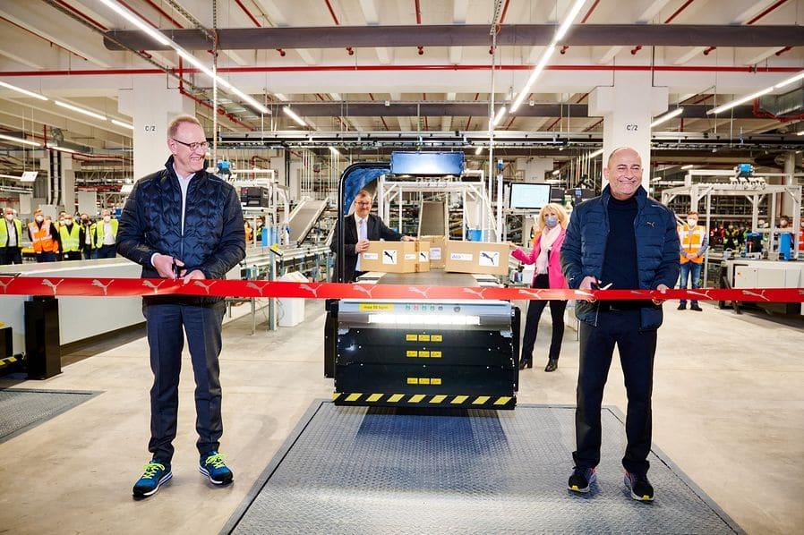 BLG betreibt Logistikzentrum von Puma