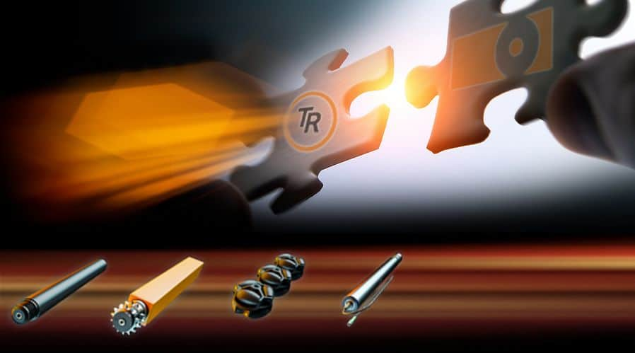 Zusammenschluss von ROS Rollentechnik und Traporol