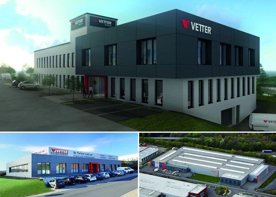 Vetter Holding verlagert Firmensitz nach Hessen