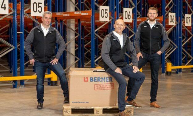 Berner Group baut europäisches Logistiknetzwerk aus