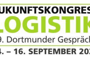 Zukunftskongress Logistik – 39. Dortmunder Gespräche @ online