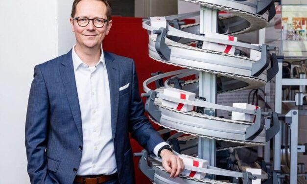 Neuer Vertriebsleiter bei Flexlink in Deutschland