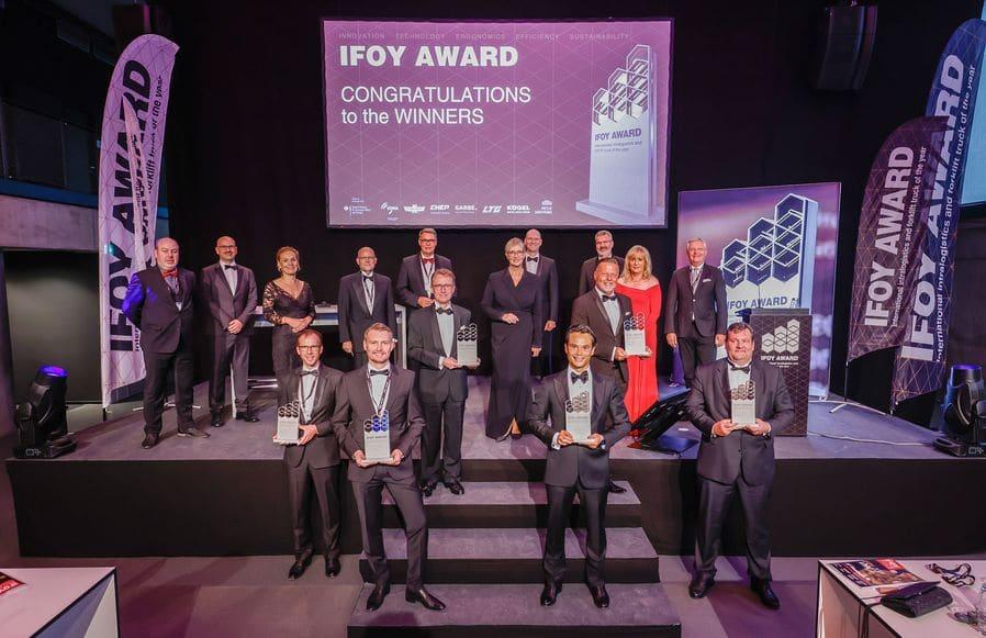Die Gewinner des Ifoy Award 2021