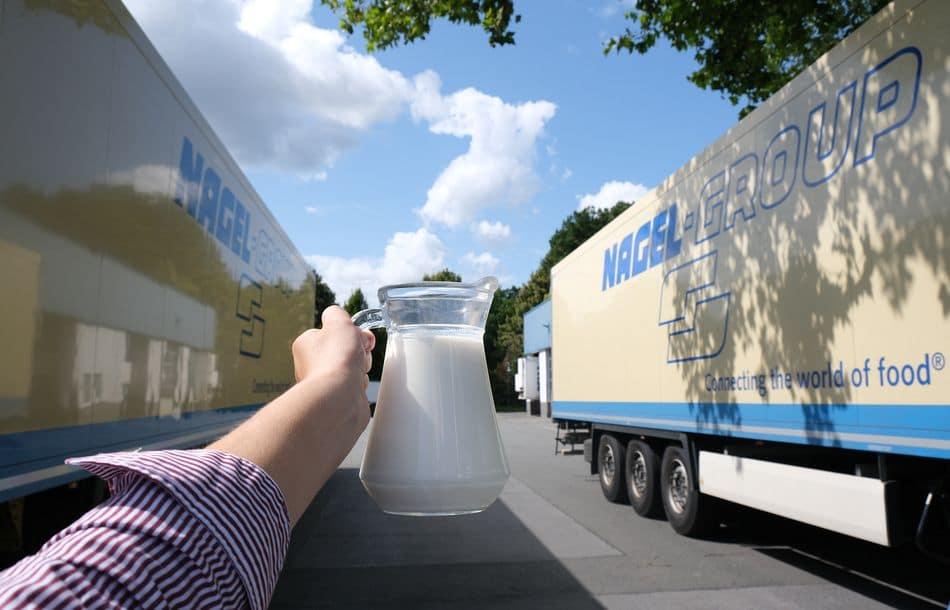 Nagel-Group übernimmt logistische Abwicklung für Bio-Molkerei