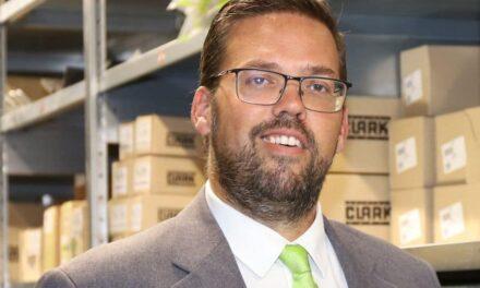 Neues Mitglied in der Clark-Geschäftsleitung