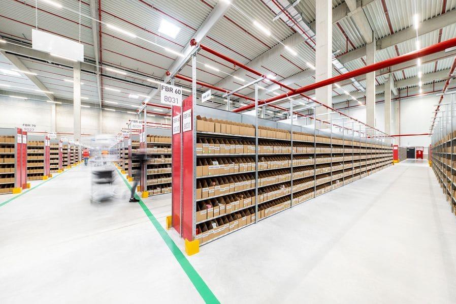 Passgenaue Lagerlogistik ‒ ein Erfolgsfaktor für Onlinehändler Flaconi