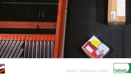 Habasit mit breiten Produktspektrum auf Fachpack und Motek